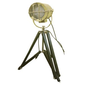 Singhal Exports Tripod Floor Lamp (small, steel finish)