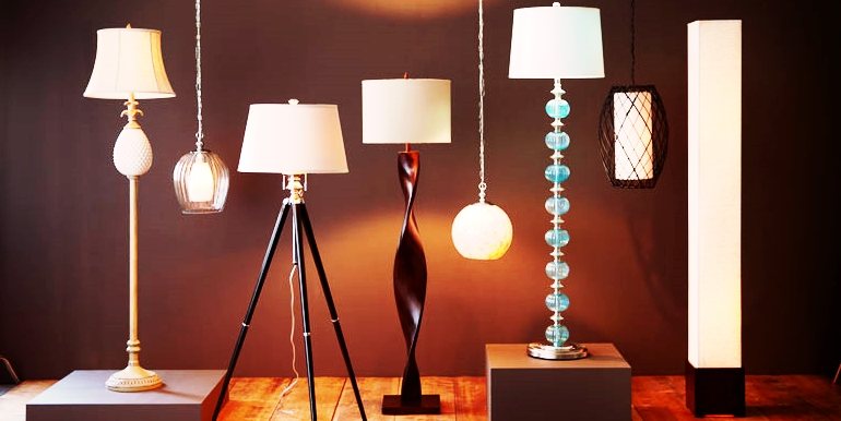 Buy From A Wide Range Of Table Lamps, Floor Lamps, Designer Lamps, Wall Lamps & More...